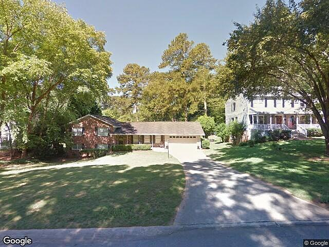 Image of rent to own home in Dunwoody, GA