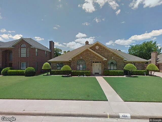 Image of rent to own home in Wichita Falls, TX