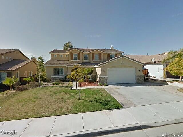 Image of rent to own home in Moreno Valley, CA
