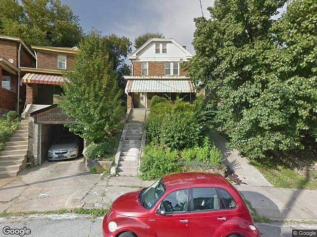 Image of rent to own home in Pittsburgh, PA